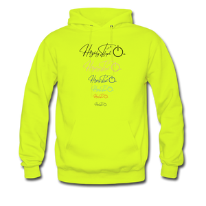 Levels Unisex Hoodie - safety green