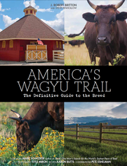 America's Wagyu Trail Book Cover