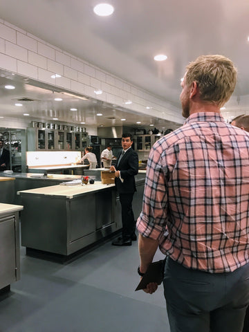 Griff in Meadowood Kitchen