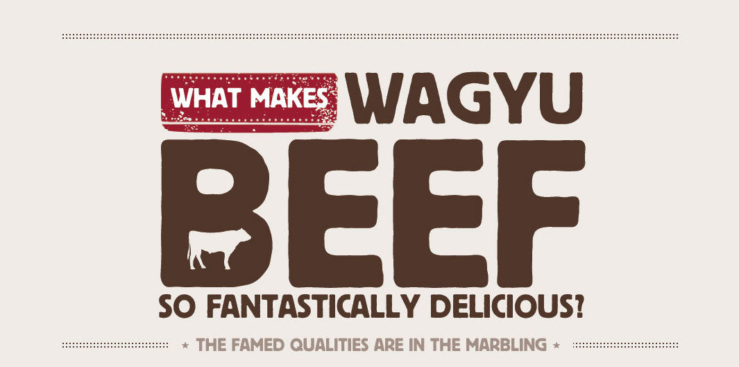 What Makes Wagyu Beef so Fantastically Delicious?
