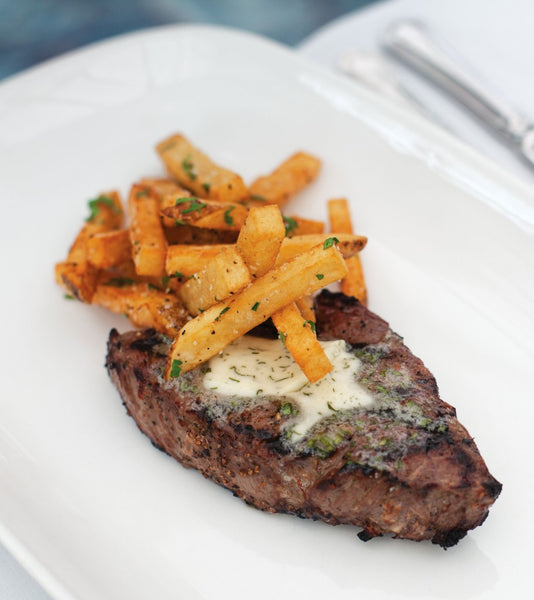 Wagyu Ribeye Steak Frites
