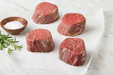 Wagyu Filet Mignon Steaks