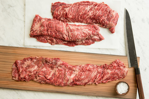 Inside Skirt Steaks