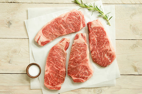 Strip Steaks
