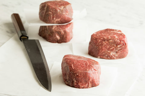 Top Sirloin Steak Set