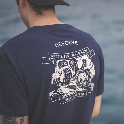 Smooth Seas Tee