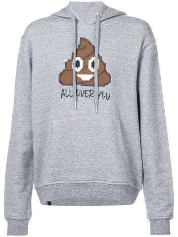 ALL OVER YOU 8-BIT HOODIE