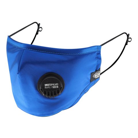 PERFORMANCE SERIES BLUE MHRS MASK