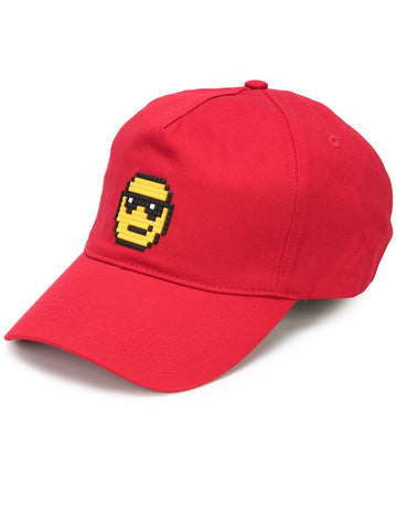 TINY COOL HAT RED 8-BIT
