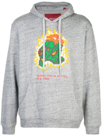 BEAST HOODIE HEATHER GREY