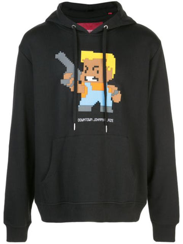 DOWNTOWN JOHNNY BLAZE HOODIE BLACK