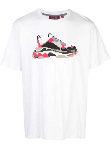 SWEET WAVE TEE WHITE