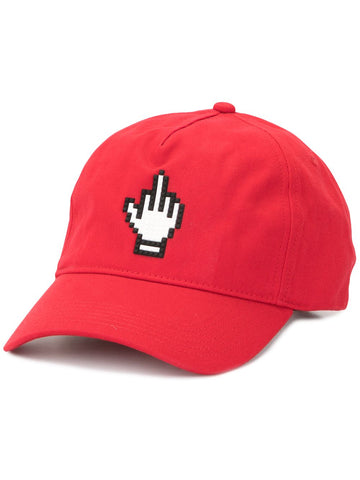 TINY EXPRESSION HAT RED 8-BIT