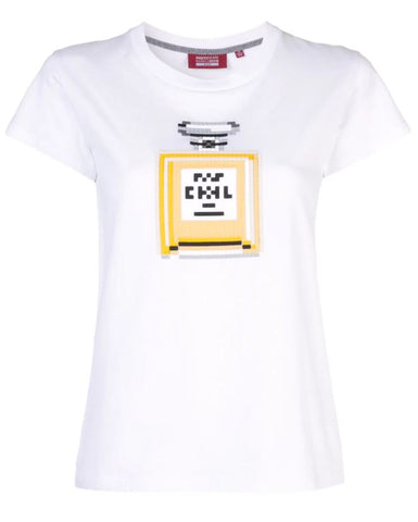 FRAGRANCE TEE WHITE WOMEN