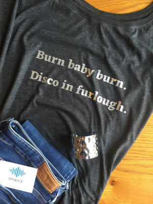 Spinback™️ Disco Female T-Shirt