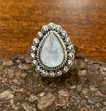 Moonstone Ring set in Sterling Silver available in other stones