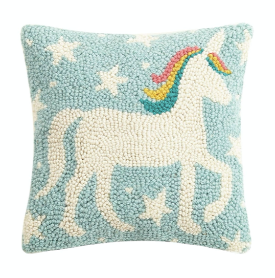 Unicorn Magic Hook Pillow
