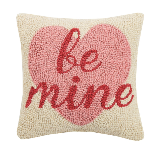Be Mine Hook Pillow