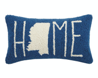 Mississippi Home Hook Pillow