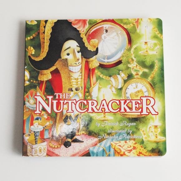 Nutcracker Board Book