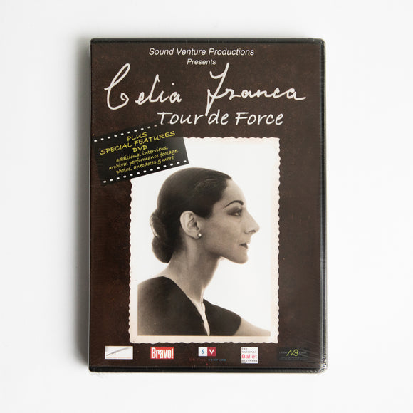 Celia Franca: Tour de Force DVD