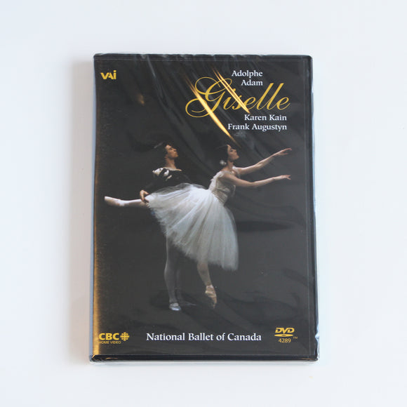 Giselle DVD (The National Ballet of Canada)