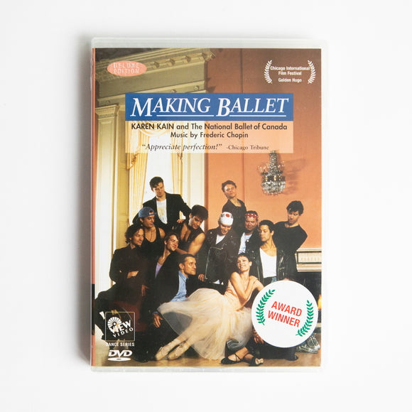 Making Ballet DVD