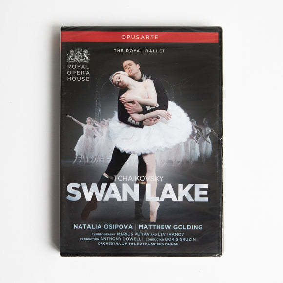 Swan Lake DVD (The Royal Ballet)
