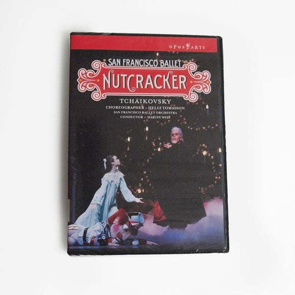 The Nutcracker DVD (San Francisco Ballet)