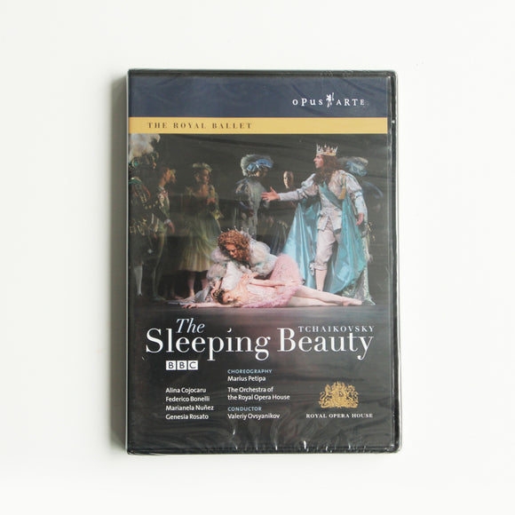 The Sleeping Beauty DVD (The Royal Ballet)