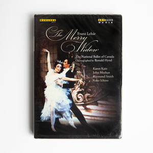 The Merry Widow DVD (The National Ballet of Canada)
