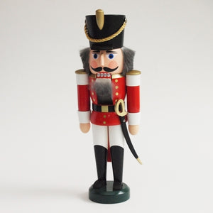 "German Nutcracker Soldier Figure (11"")"