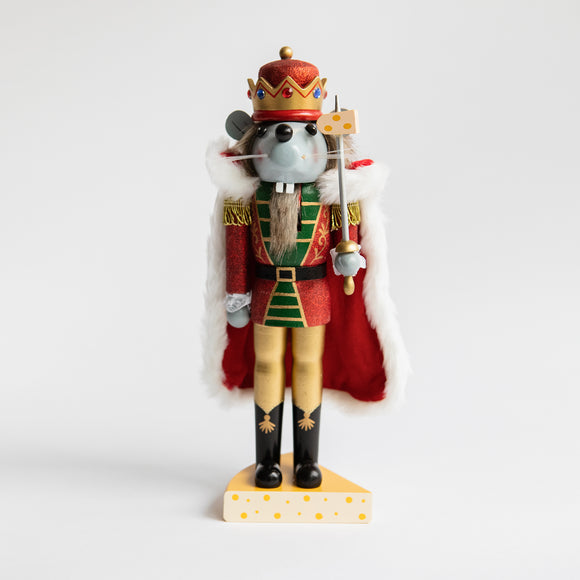 The Nutcracker Tsar of the Mice Figure