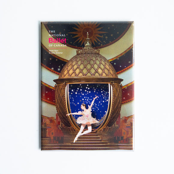 The Nutcracker Magnet (Sugar Plum Fairy)