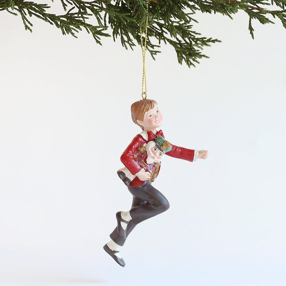 Nutcracker Ornament (Fritz)