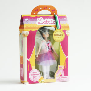 Lottie Doll (Spring Celebration Ballet)