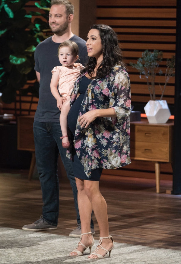 How I got on Shark Tank - airing TOMORROW @ 9pm on ABC!