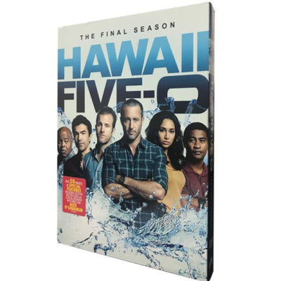 Hawaii Five-0 Season10 5DVD