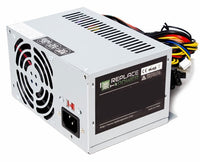 Replace Power Supply for Coolmax 14070 300 Watt