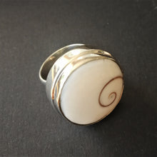 Load image into Gallery viewer, Shiva Eye Adjustable Ring