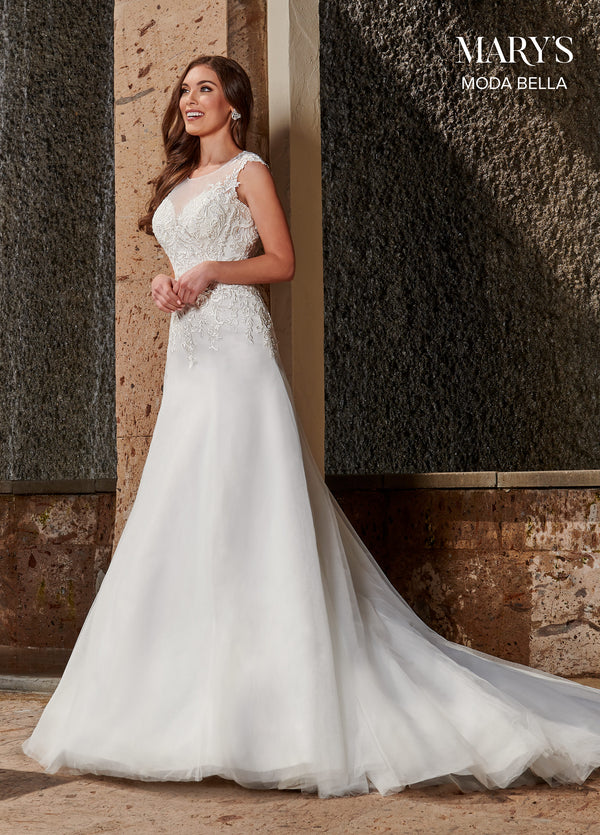 Mary's - Wedding Dress- MB2106