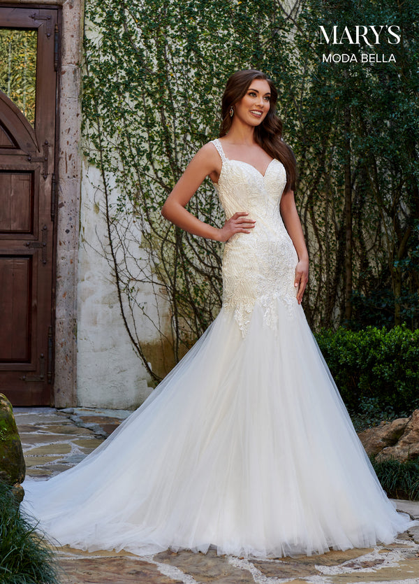Mary's - Wedding Dress- MB2109