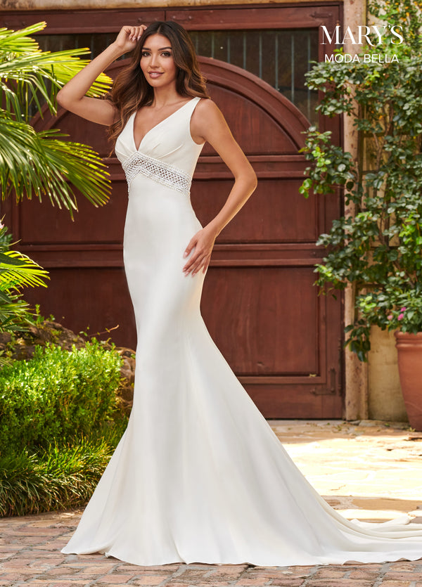 Mary's - Wedding Dress- MB2115