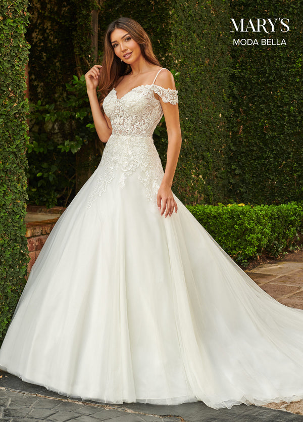 Mary's - Wedding Dress- MB2116