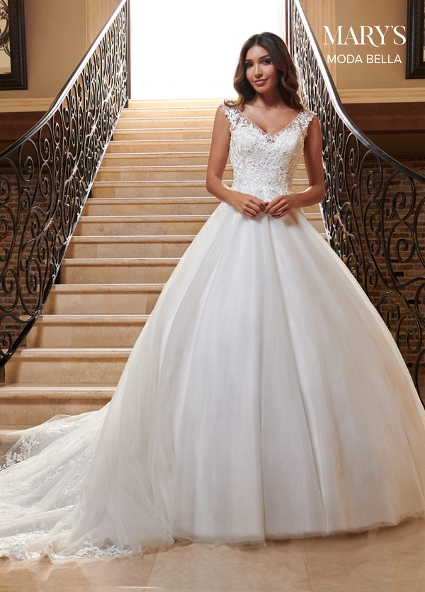 Mary's - Wedding Dress- MB2117