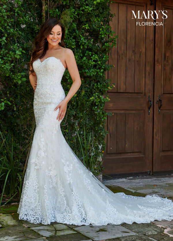 Mary's - Wedding Dress- MB3111