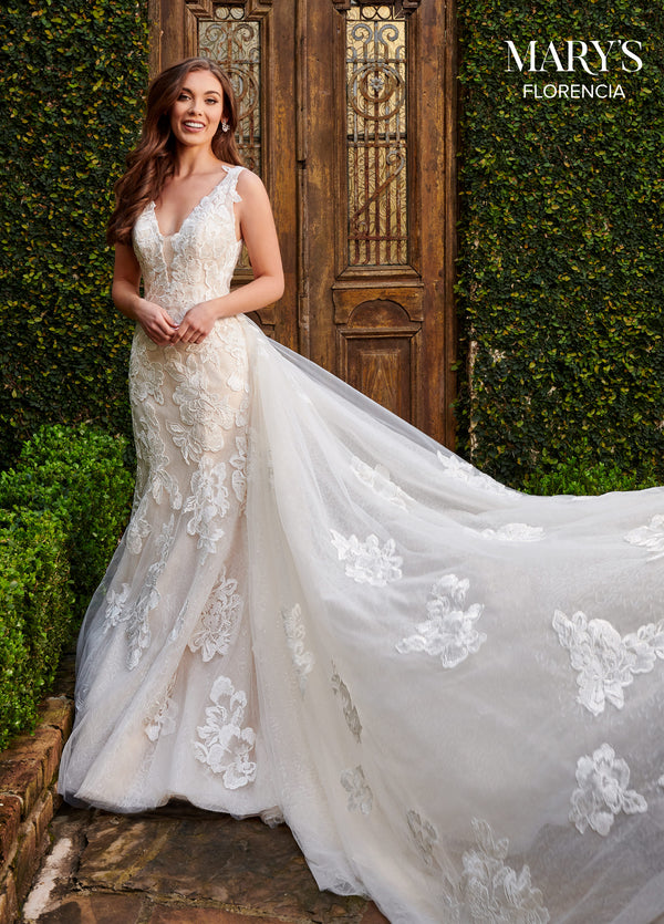 Mary's - Wedding Dress- MB3113