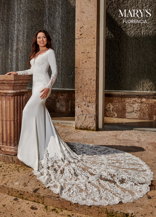 Mary's - Wedding Dress- MB3114