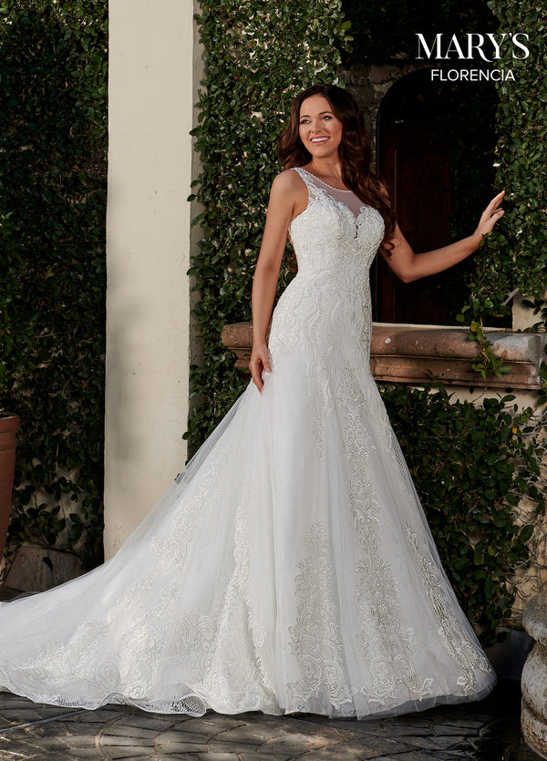 Mary's - Wedding Dress- MB3116