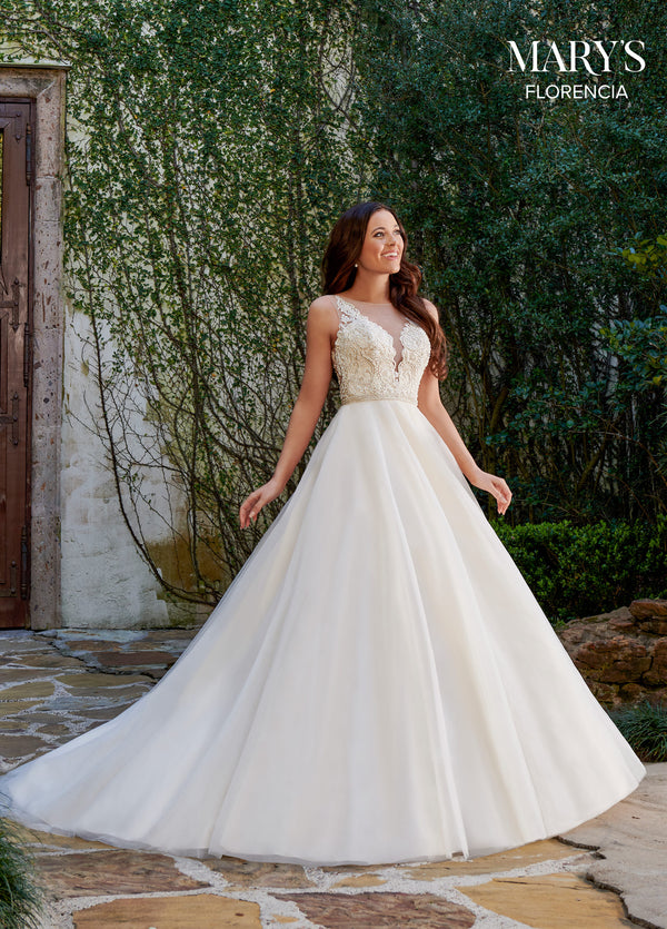 Mary's - Wedding Dress- MB3118